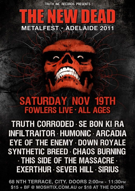 The new dead metal festival