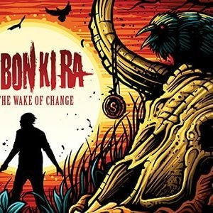 SEBONKIRA SE BON KI RA In the Wake Of Change Album Cover Front