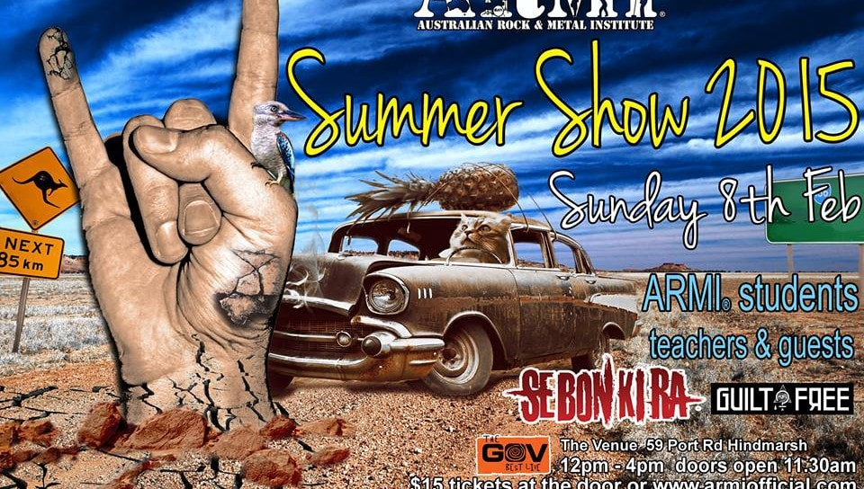 ARMI Summer 2015 Show